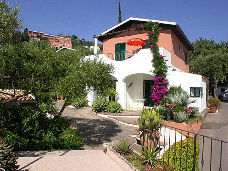 Terra Rossa Residence, alquiler vacacional en Mazzaro