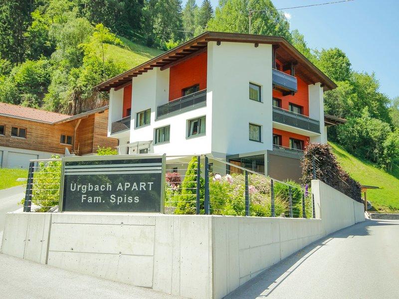 Urgbach Apart, alquiler de vacaciones en Landeck