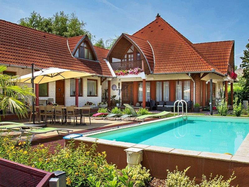 Balaton A502, casa vacanza a Vonyarcvashegy