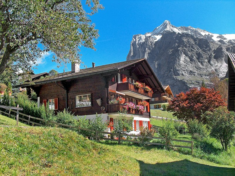 Chalet Bärgsunna, holiday rental in Grindelwald