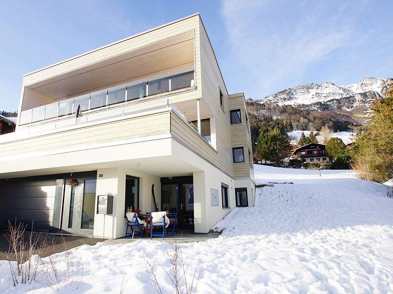 Apartment Bijou am Bach, alquiler vacacional en Reichenburg