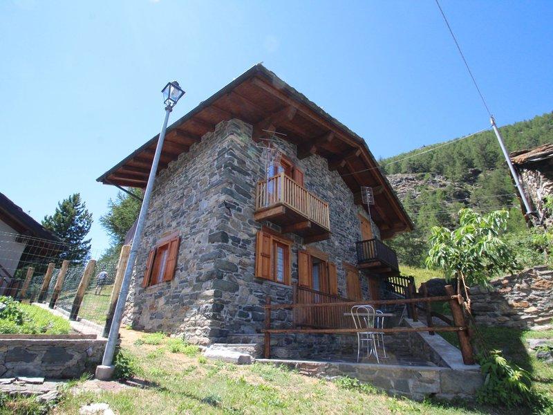 Maison Baulin, vacation rental in Valsavarenche