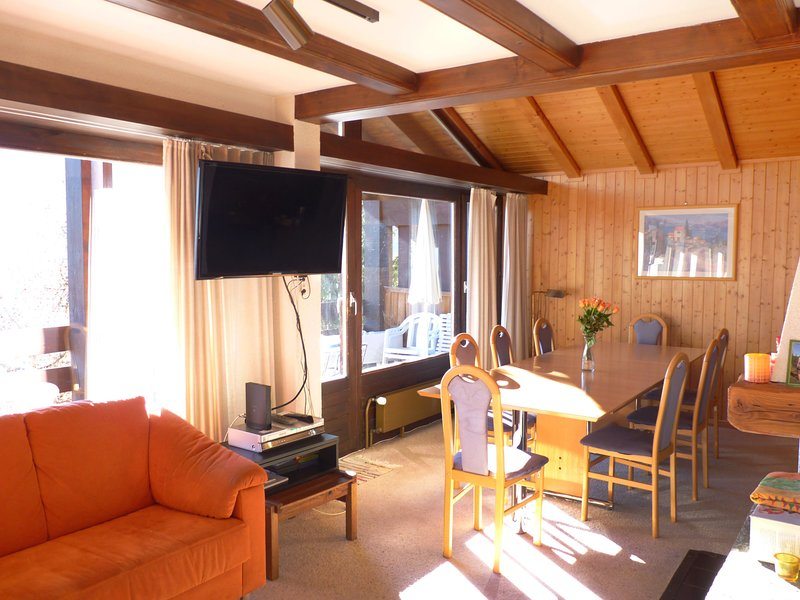 Zodiaque, holiday rental in Ovronnaz