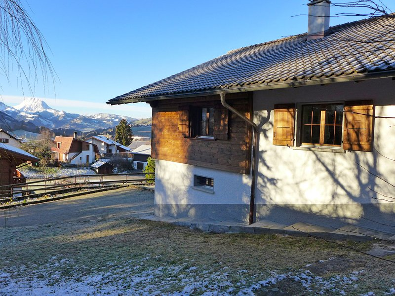 Chalet Clairval, holiday rental in Canton of Fribourg