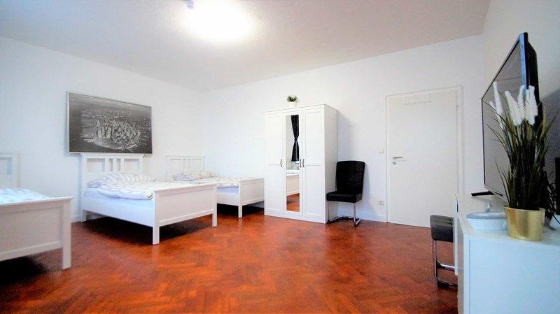 Maye Oberhausen Deluxe, holiday rental in Bottrop