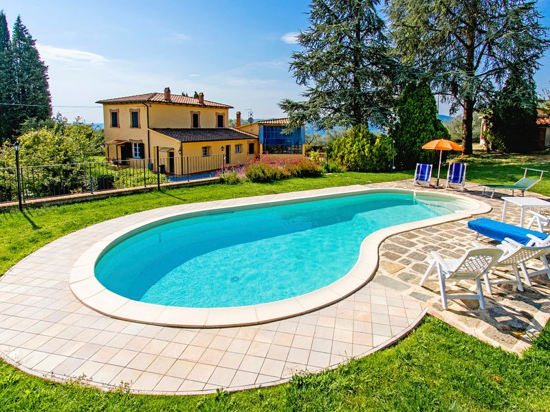 La Pace, holiday rental in Carpineta