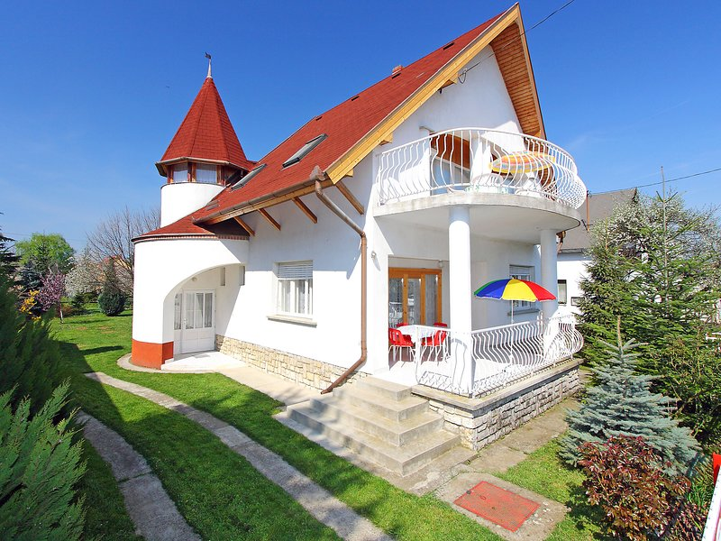 Balaton A2016, vakantiewoning in Polany