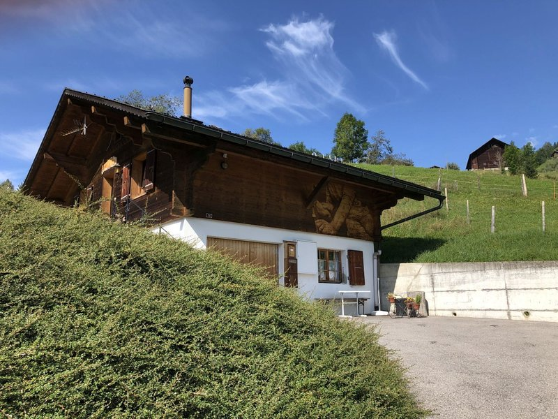 Studio du Bonheur, vacation rental in Chateau-d'Oex