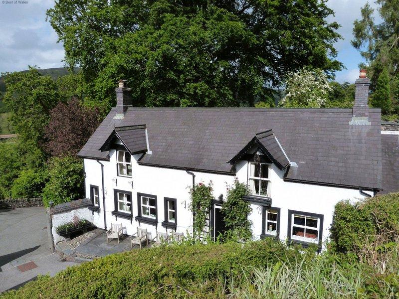 Rosaletta, holiday rental in Glyndyfrdwy