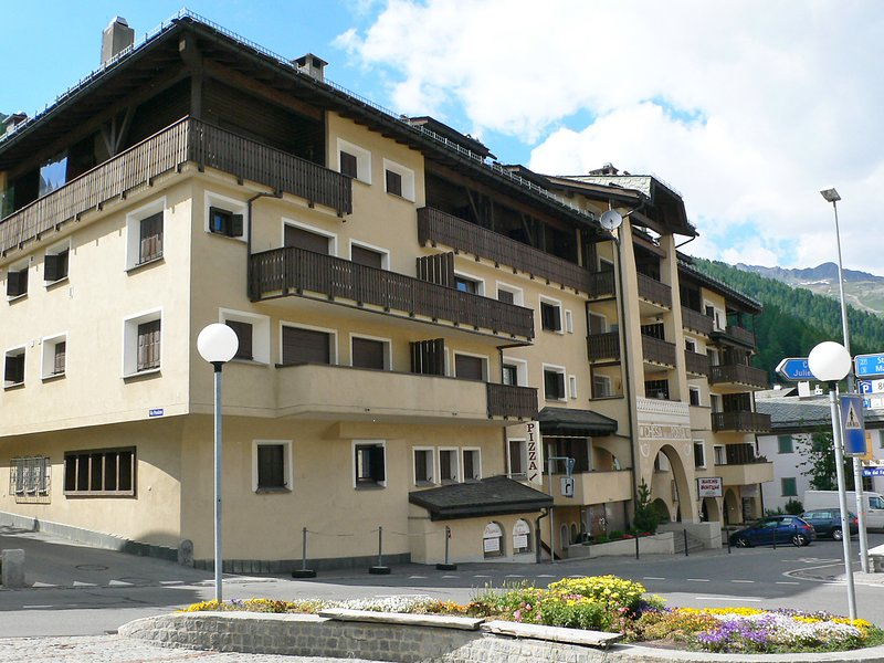 Apt.24, holiday rental in Silvaplana