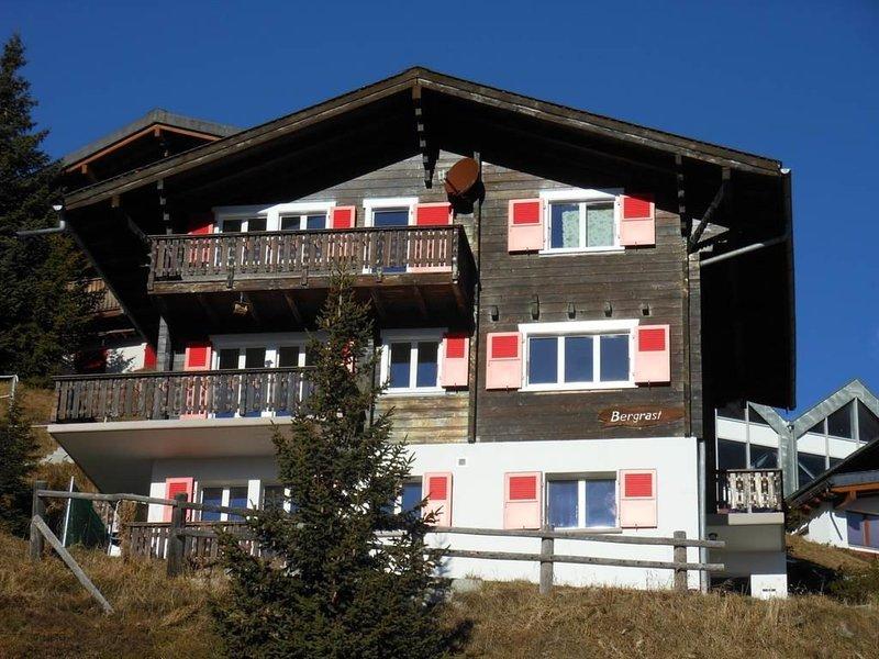 Bergrast OG, vacation rental in Fieschertal