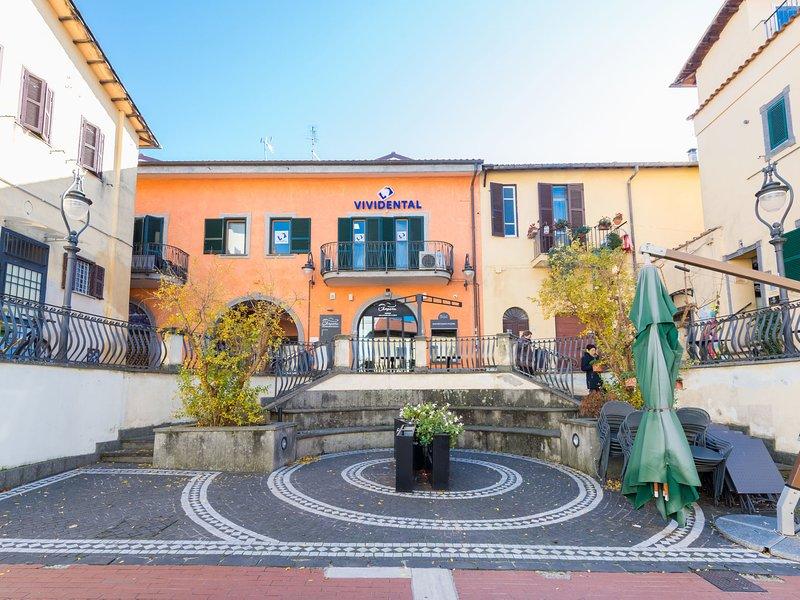 La Piazzetta, alquiler vacacional en Rocca di Papa