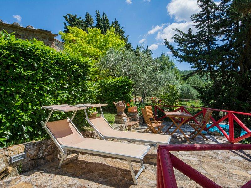 Badia a Passignano, holiday rental in Badia a Passignano