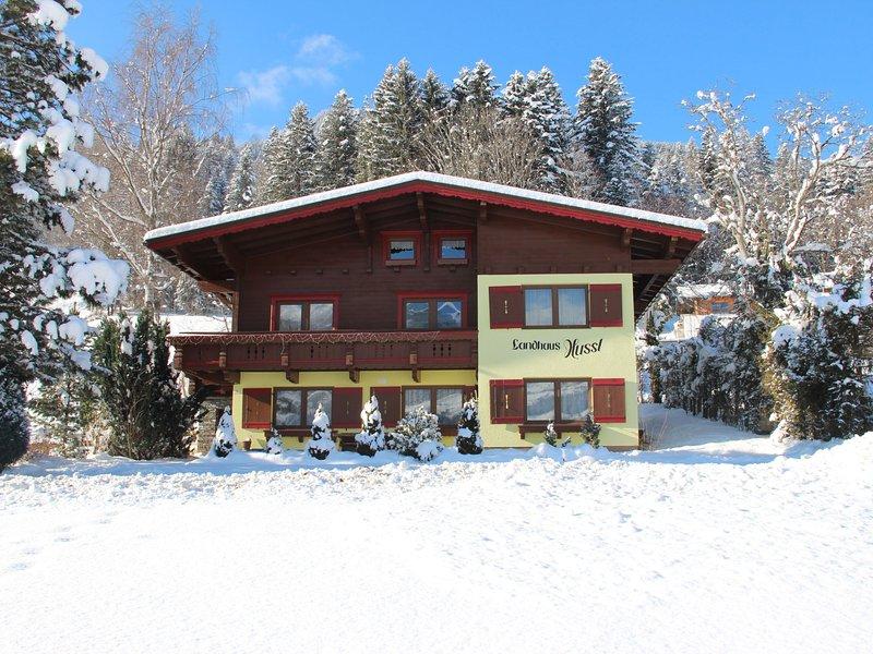 Hussl, holiday rental in Eben am Achensee