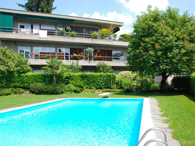 Il Parco, holiday rental in Arosio