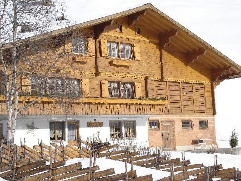 Abelied, alquiler vacacional en Adelboden