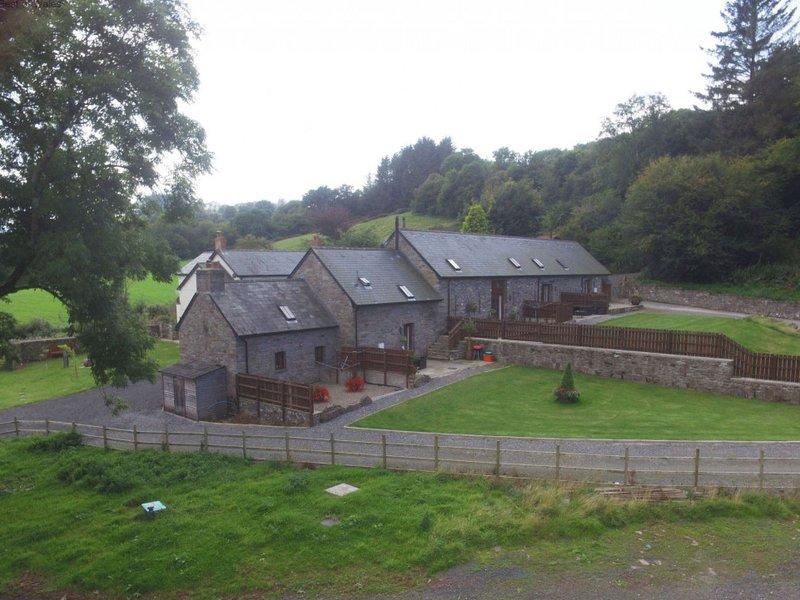 Bwthyn yr Onwydden, vacation rental in Trecastle