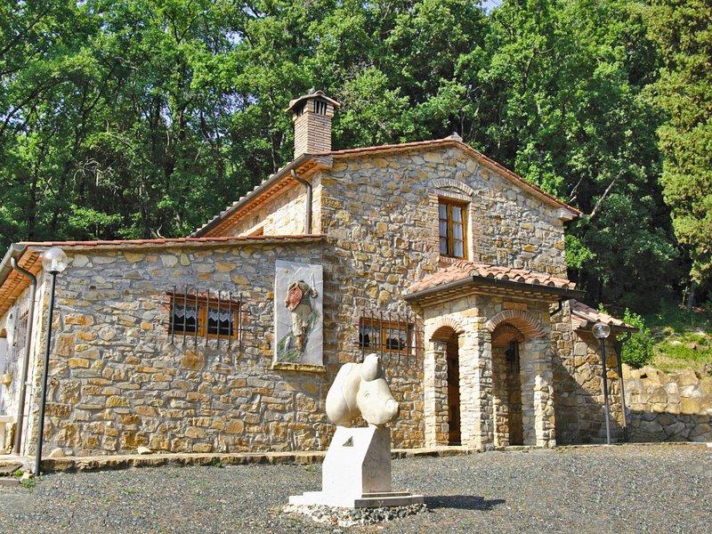 Casa Del Boscaiolo, holiday rental in Monteverdi Marittimo