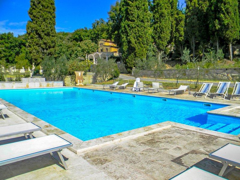 Casa Del Boscaiolo, location de vacances à Monteverdi Marittimo