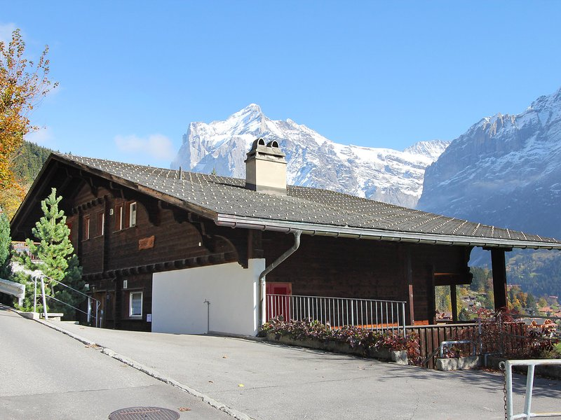 Shangri La, holiday rental in Grindelwald