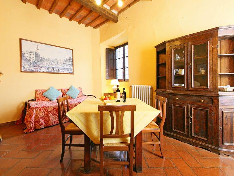 Villa Grassina, location de vacances à Diacceto