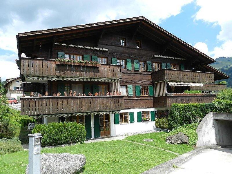 Gletscherhorn II (Tapia), holiday rental in Zweisimmen