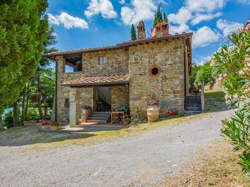 Podere Le Coste, holiday rental in Loro Ciuffenna