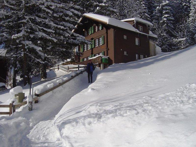 Chalet Sonnenheim, vacation rental in Achsete