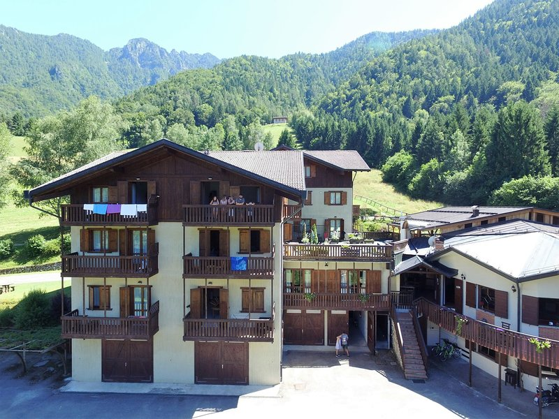Lembondel, vacation rental in Tiarno di Sopra