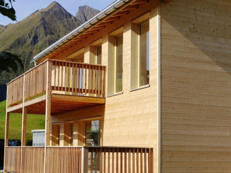 Ferienhaus BioBuchli, location de vacances à Vals