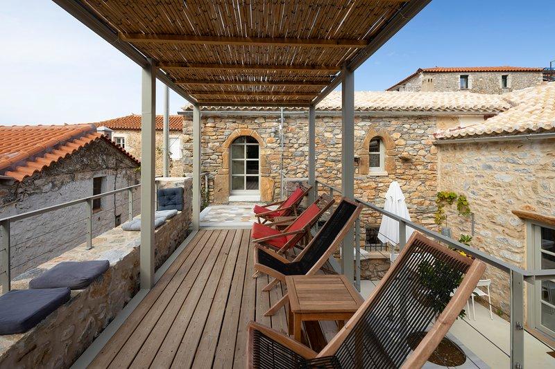 Olive Press 1816, vacation rental in Agios Dimitrios