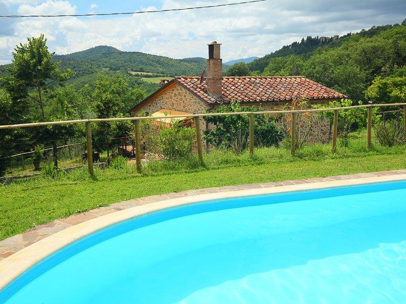 Ca' di Bacco, vacation rental in Trestina
