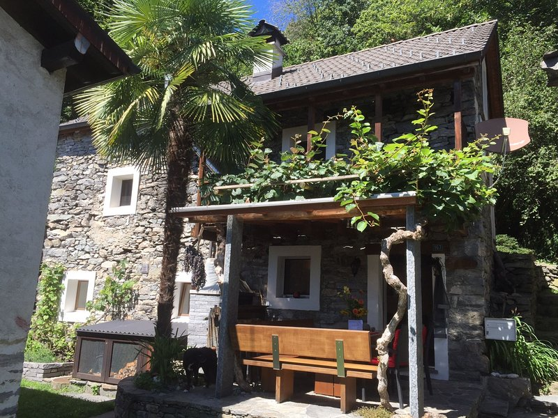Casa Anna, location de vacances à Contone