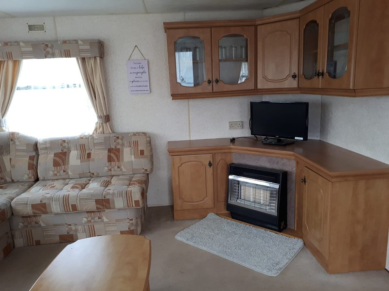 8 Berth on Coral Beach, vacation rental in Ingoldmells