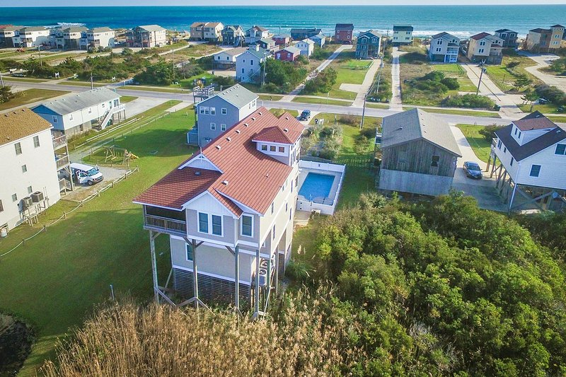 Just For You | 988 ft from the beach | Dog Friendly, Private Pool, Hot Tub | Nag, alquiler de vacaciones en Nags Head