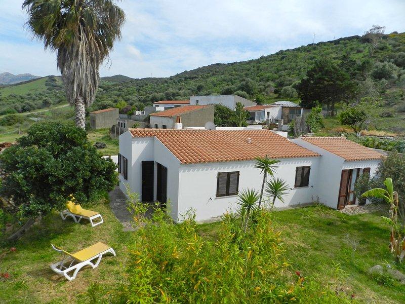 Sibilla, location de vacances à Santa Maria Coghinas