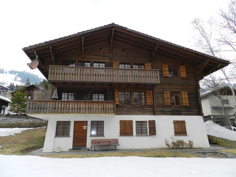 Doris (1. Stock), vacation rental in Schonried