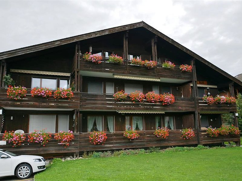 Mösli (Zimmerli), holiday rental in Zweisimmen