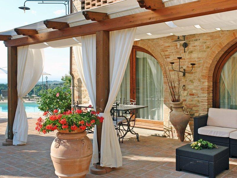 La Vecchia Pieve, Ferienwohnung in Castelfiorentino