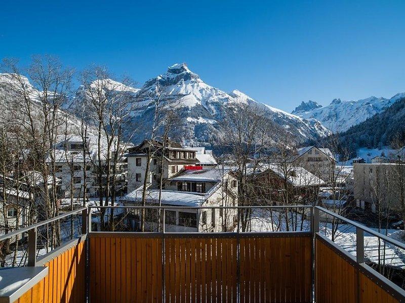TITLIS Resort Wohnung 932, holiday rental in Wolfenschiessen