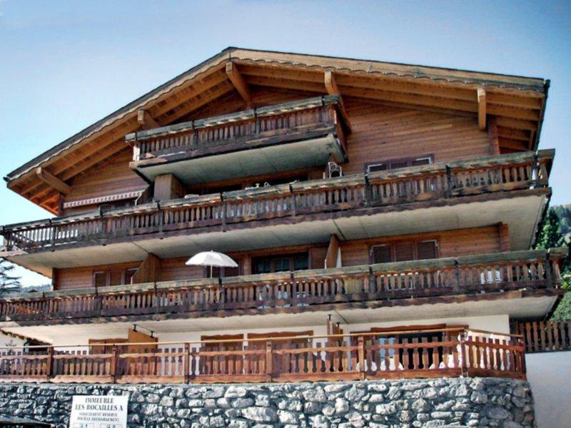 Les Rocailles, vacation rental in Grimisuat