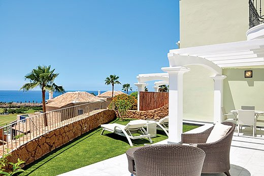 2 bedroom villa, ideal for families or couples, holiday rental in La Caleta