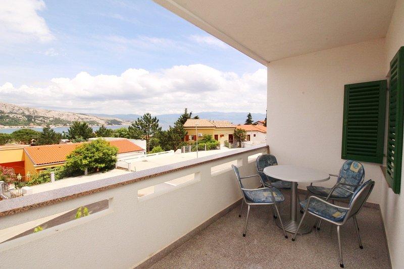 Holiday home 154518 - Holiday apartment 145635, vacation rental in Batomalj