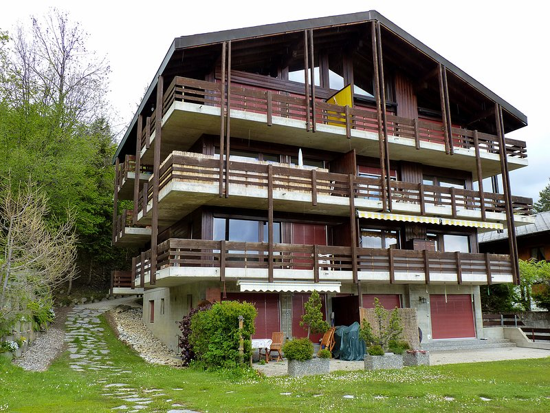Austral 204, vacation rental in Ovronnaz