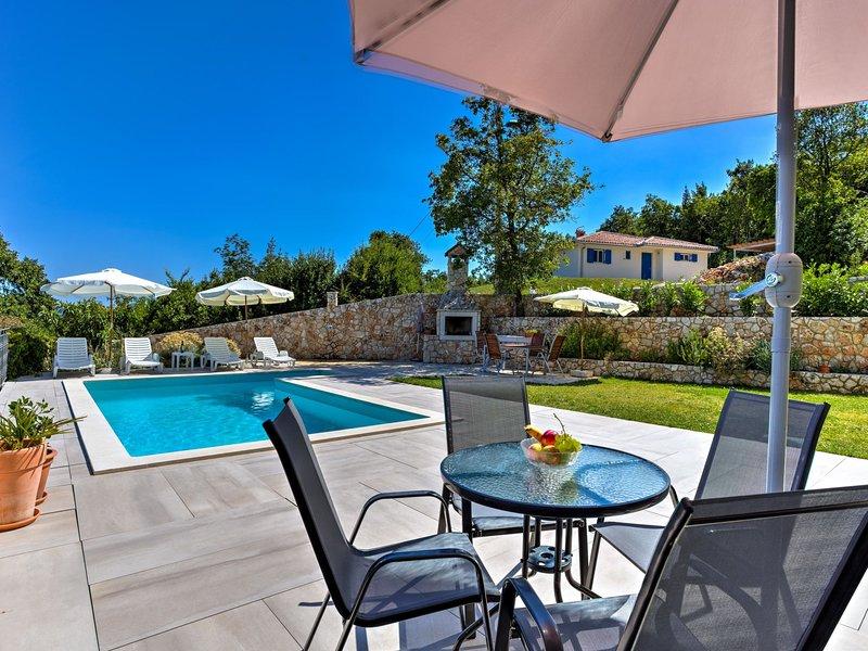 Villa Tara, casa vacanza a Brsec
