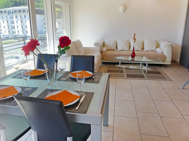 Apt D01/2 - Residence La Perouse, holiday rental in Caux