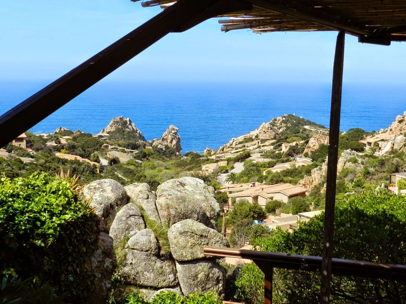 Il Muto, vacation rental in Costa Paradiso