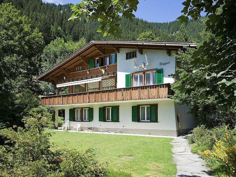 Bärggeist, vacation rental in Achsete