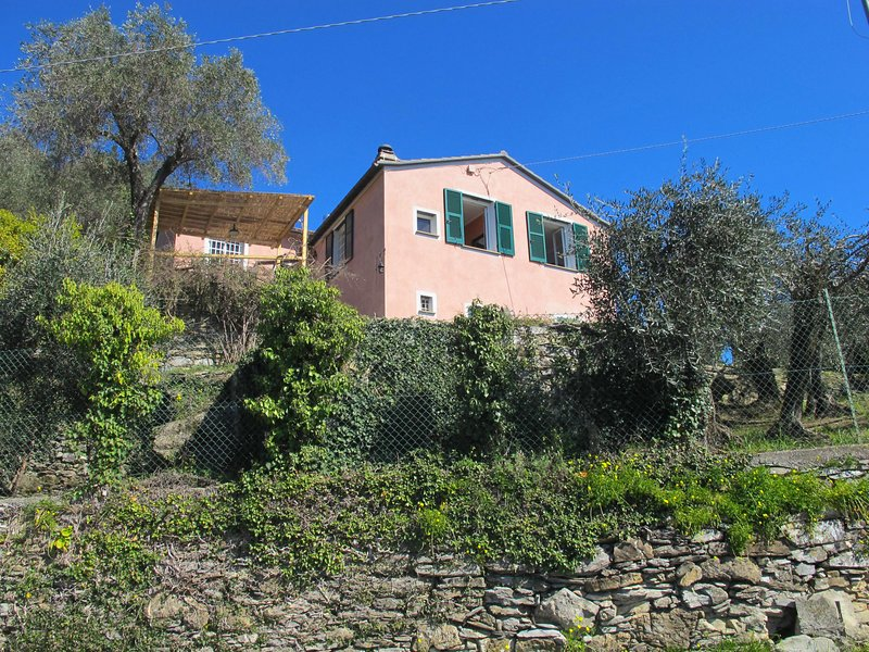Ca Dò Sante, vacation rental in Leivi
