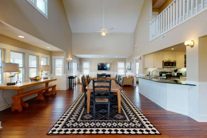 Fully Updated Home, Shoals & BHI Club access, Golf, Pet Friendly, Ocean Views, N, location de vacances à Bald Head Island